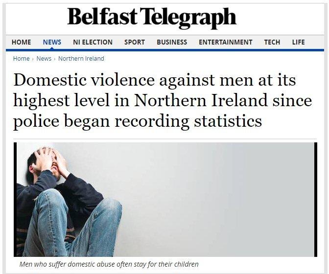 Domestic violence Belfast Telegraph